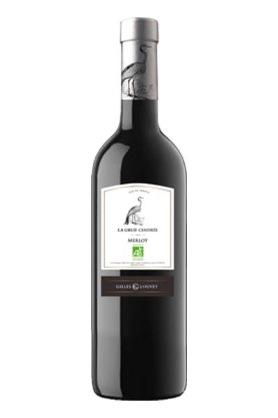 Louvet Grue Cendree Merlot (Organic)