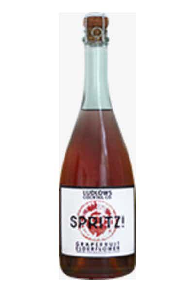 Ludlows Spritz Grapefruit Elderflower