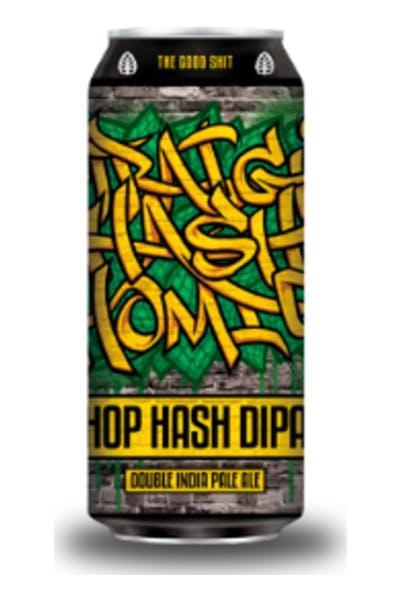Lupulin Straight Hash Homie Double IPA