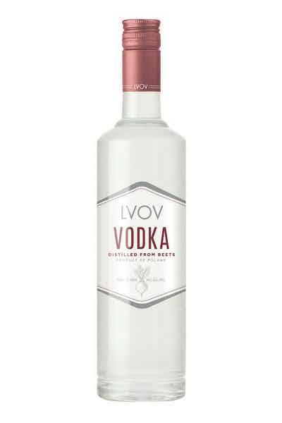 LVOV Beet Vodka