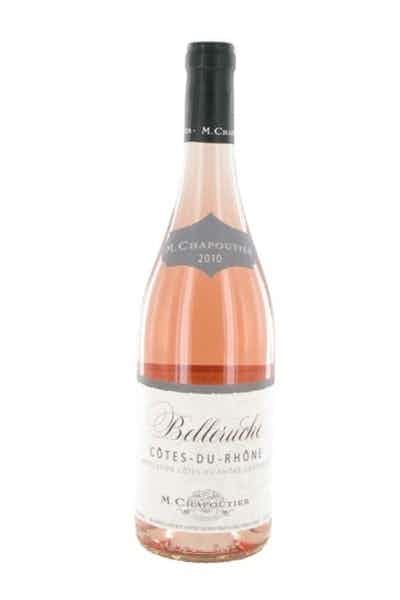 M. Chapoutier Belleruche Cotes du Rhone Rosé