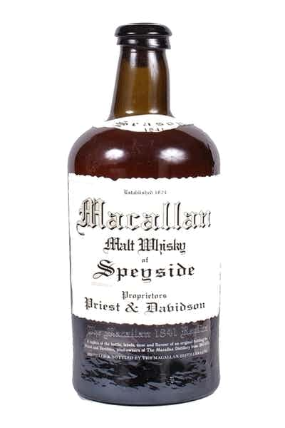 Macallan Speyside Single Malt 19 Year