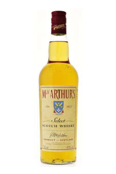 Macarthur's Blended Scotch