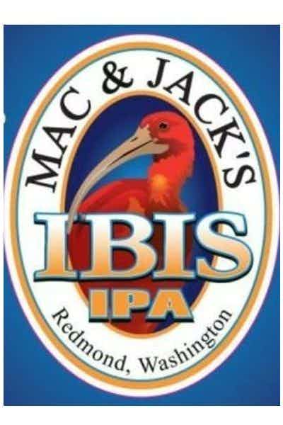 Mack & Jacks Ibis Grapefruit IPA