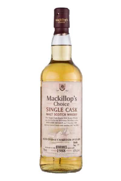 Mackillop's Choice Highland Park 1988