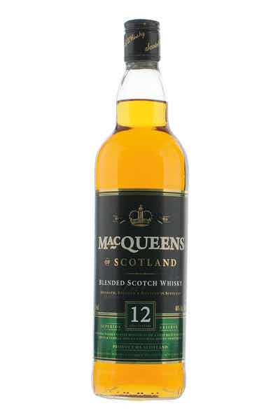 Macqueens 12 Year Blended Scotch Whisky
