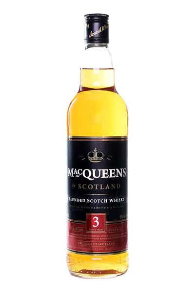Macqueens 3 Year Blended Scotch Whisky
