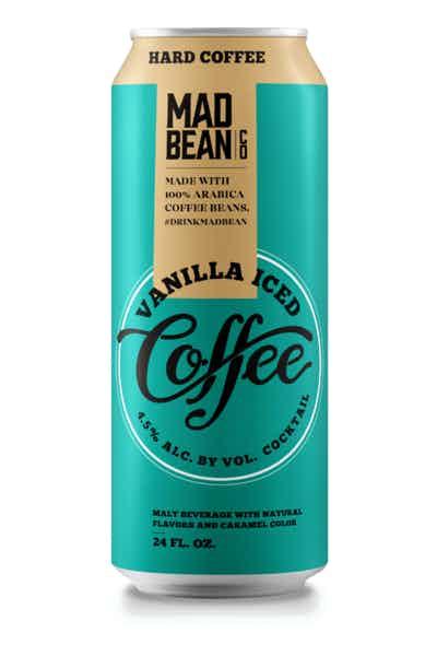 Mad Bean Vanilla Hard Iced Coffee