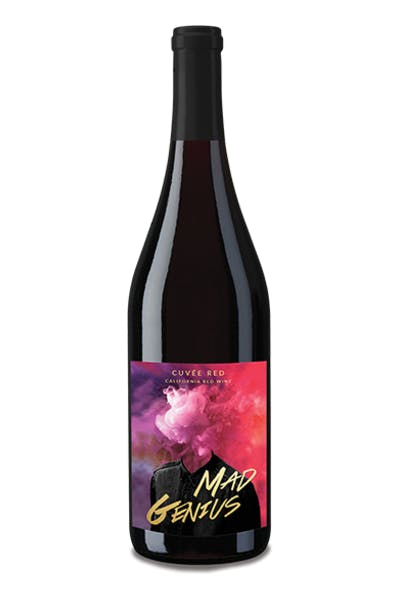 Mad Genius Red Blend