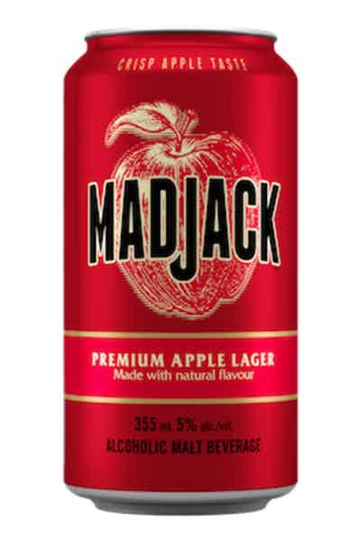 Mad Jack Premium Apple Lager