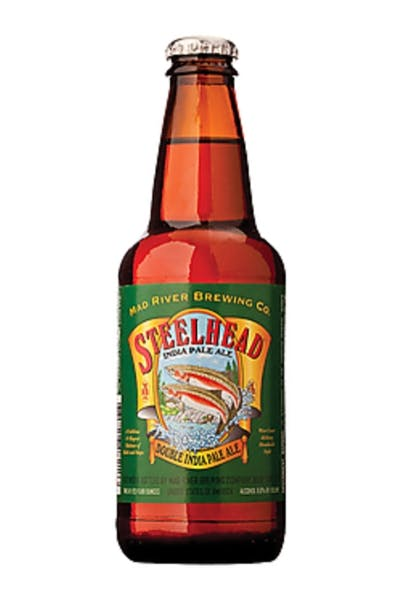 Mad River Steelhead Double IPA