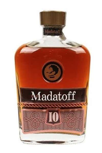 Madatoff Armenian Brandy 10 Year