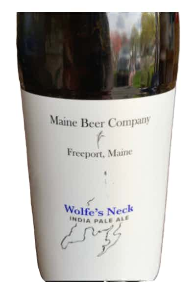 Main Beer Wolfe's Neck