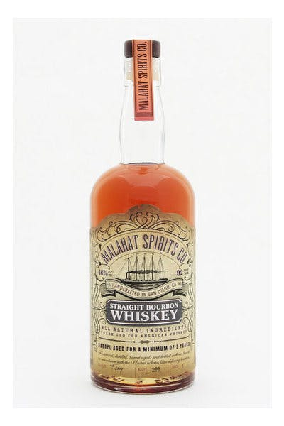Malahat Straight Bourbon Whiskey