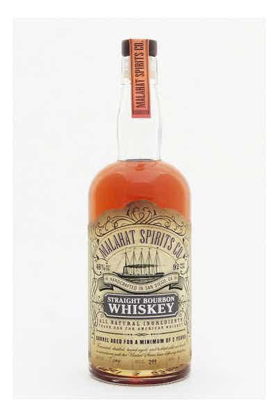 Malahat Straight Bourbon Whiskey