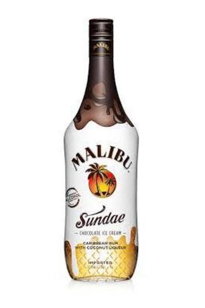 Malibu Chocolate Sundae Rum