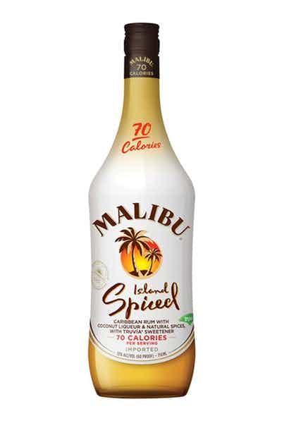 Malibu Island Spiced Rum