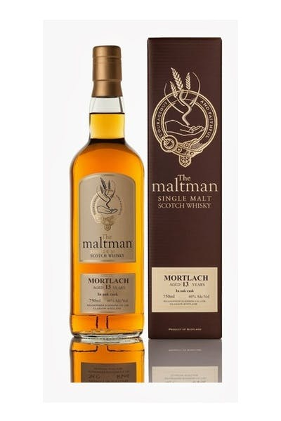 Maltman Mortlach 13 Year Old