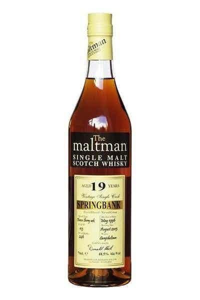 Maltman Springbank 19 Year