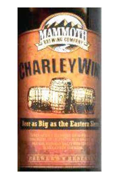Mammoth Brewing Charleywine Oak Aged
