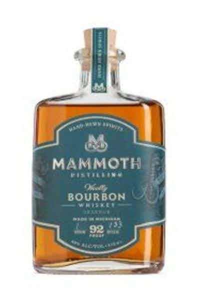 Mammoth Distilling Woolly Bourbon Batch #2
