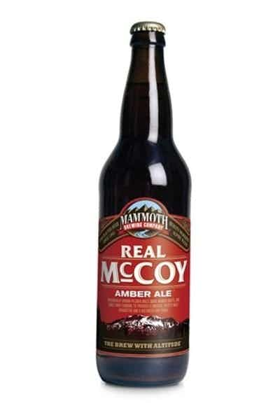 Mammoth Real Mccoy Amber Ale