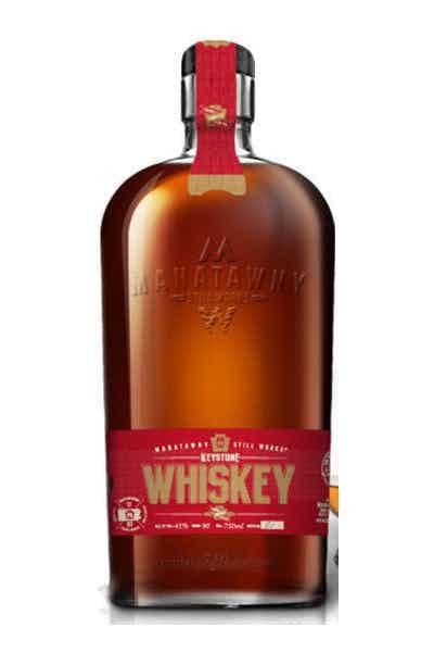 Manatawny Still Works Keystone Whiskey
