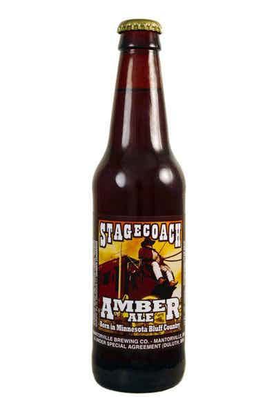 Mantorville Stagecoach Amber Ale