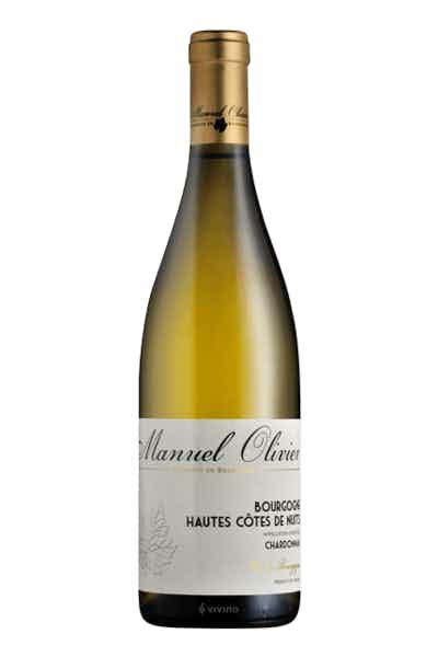 Manuel Olivier Bourgogne Chardonnay