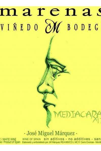 Marenas Viñedo y Bodega, Mediacapa, Pedro Ximénez