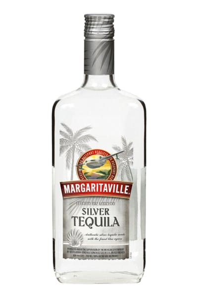 Margaritaville Silver Tequila