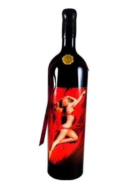 Marilyn Velvet Collection Napa Valley Red