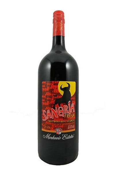Markovic Estates Red Sangria