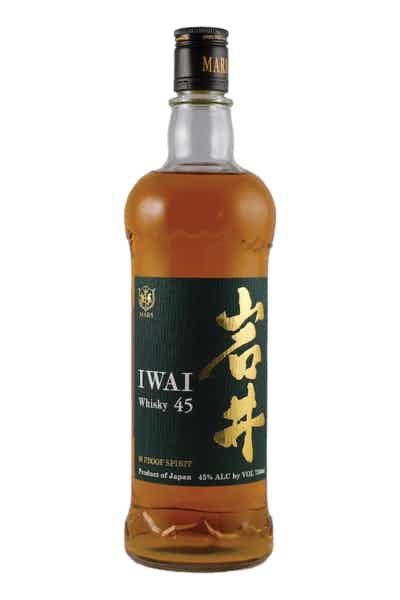 Mars Shinshu Iwai 45 Japanese Blended Whisky