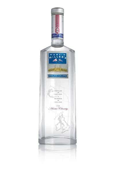 Martin Miller's Gin Distilled