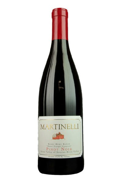 Martinelli Pinot Noir Bondi Ranch