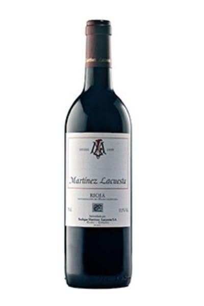 Martinez Lacuesta Rioja