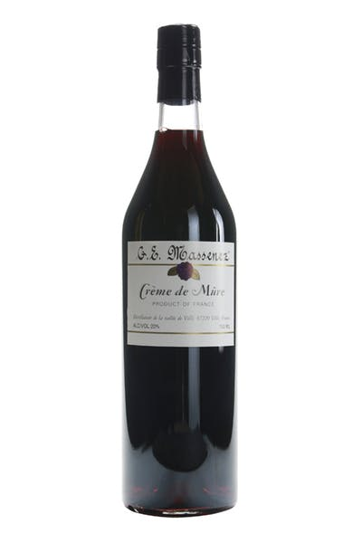 Massenez Creme De Mure Blackberry