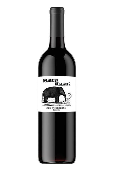 Massive Cellars Red Blend