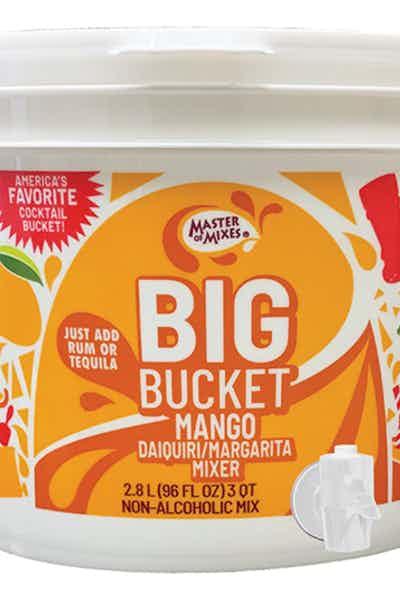 Master of Mixes Mango Daiquiri Margarita Mix Big Bucket