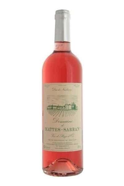 Mattes - Sabran Duc de Narbonne Rosé