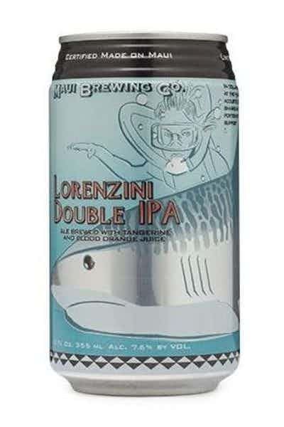 Maui Brew Lorenzini Double IPA