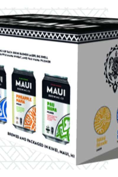 Maui Brewing Mixed Pack
