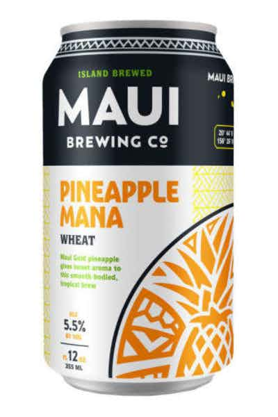 Maui Brewing Pineapple Mana Wheat