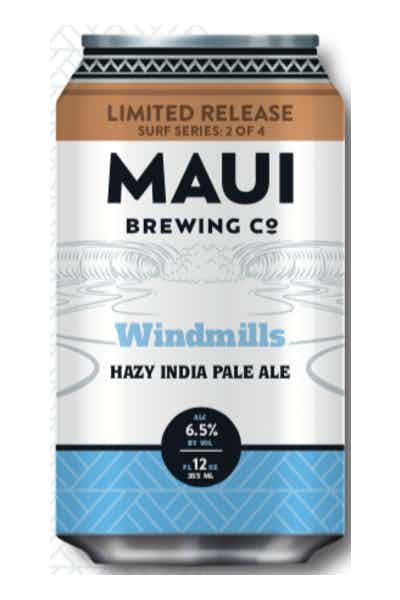 Maui Brewing Windmills Hazy IPA