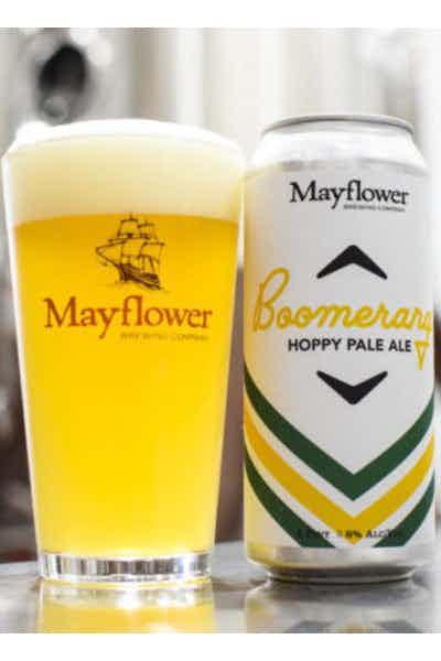 Mayflower Boomerang