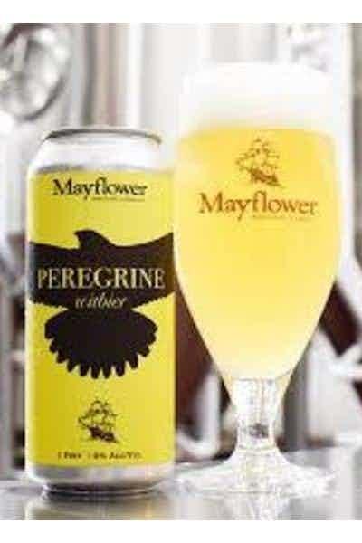 Mayflower Peregrine Witbier