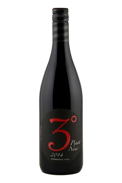 Maysara 3 Degrees Pinot Noir