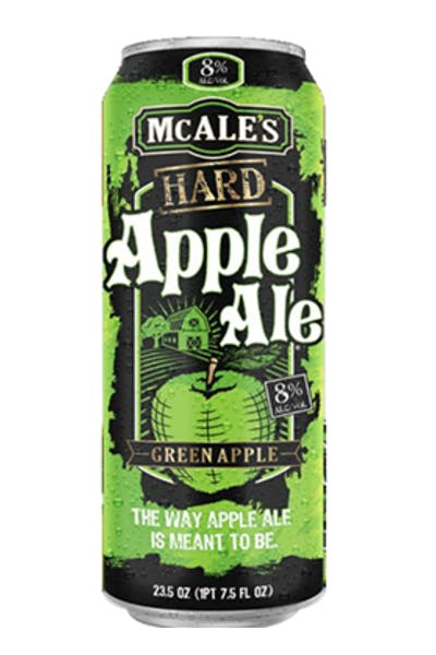 McAles Green Apple Ale