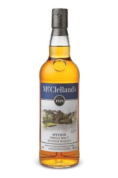 McClelland's Speyside Malt